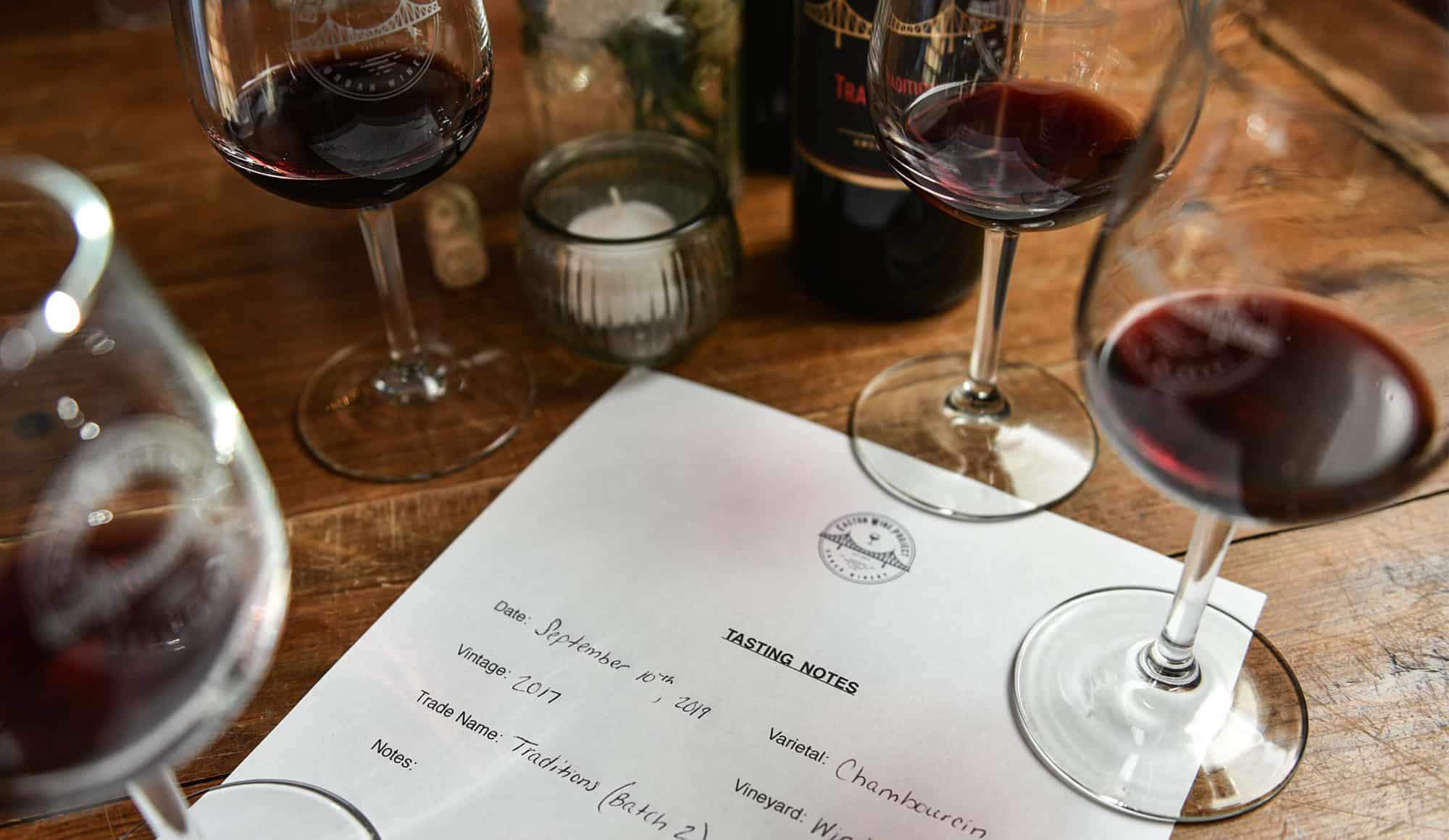 Easton Wine Project